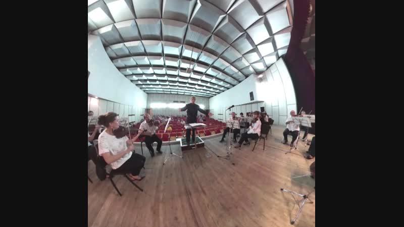 Концерт симфонического оркестра КБР состоится 20.11.2018 в 18.30 в Государственном концертном зале. В программе произведения М.
