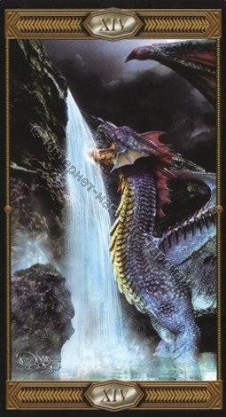 Таро Драконис XVaRCylBW0c