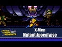 X-Men: Mutant Apocalypse (Super Nintendo) James Mike Mondays