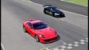 Ferrari 812 Superfast vs Mitsubishi Lancer EVO Monster - Imola