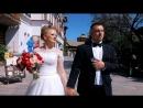 Свадебный клип про прекрасную пару.