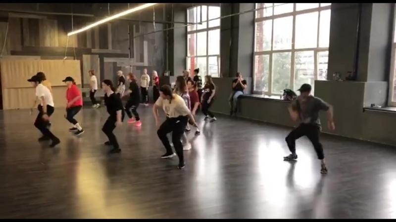 BTS EXO DANCE MARATHON - Ania Phantomhive - EXO - Monster (ALL IN ONE)