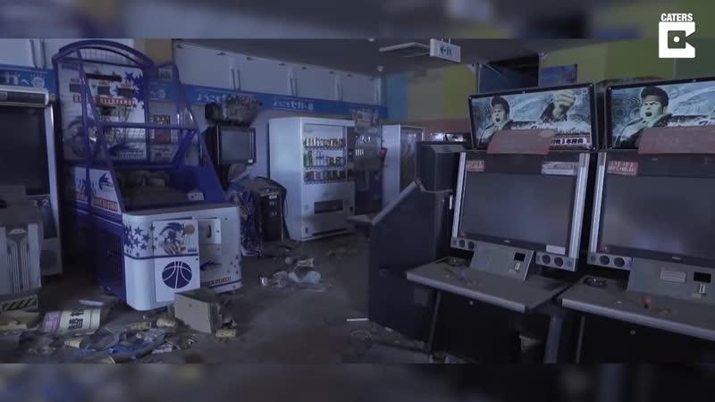 БЛОГЕР ПРОНИК НА ЗАКОНСЕРВИРОВАННУЮ АЭС ФУКУСИМА