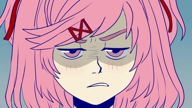 Doki Doki Literature Club Bigger Better Stronger Ver Buffsuki Meme