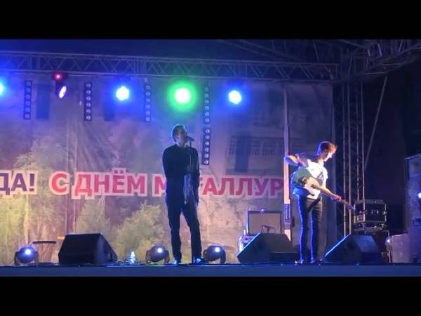 Сольный концерт Дмитрия Колдуна в Красноуральске (2015)