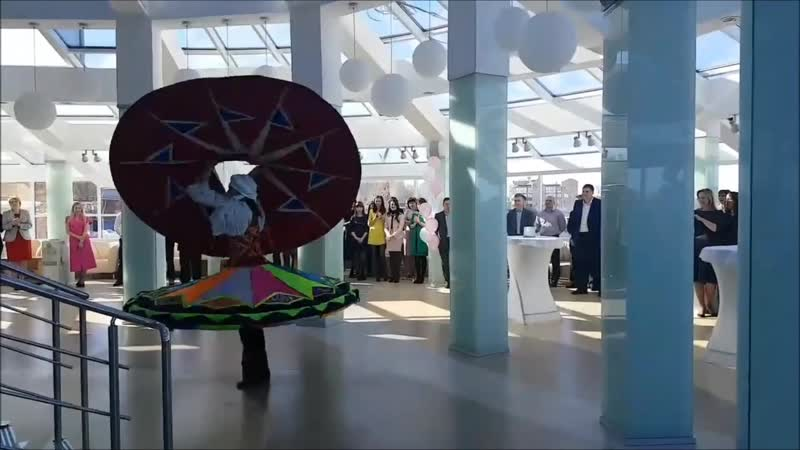 Артур Латипов. Шоу Танура. Sufi dance. El Tanoura. Artur Latipov, Russia 2019