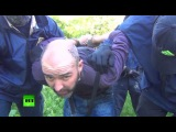 Задержание организатора терактов в Москве Юлая Давлетбаева (06.06.2013)