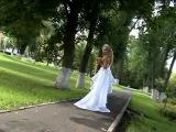Видеограф Александр Шипилов  8-903-885-49-87 свадебная прогулка в Губкине
