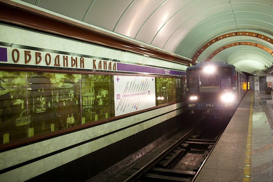 ручной контроль метро