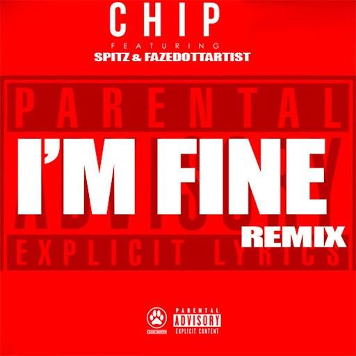 Chipmunk альбом Im Fine