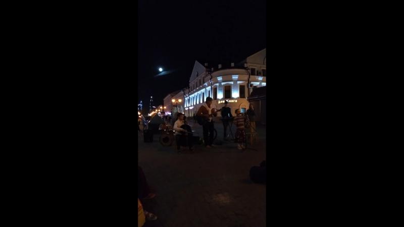 Казань Выступает группа Семья Песенка про самую лучшую мамочку