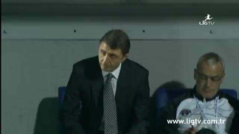 2012 - 2013 Sezonu - Kasımpaşa-Beşiktaş dakika 14 gol Hugo Almeida