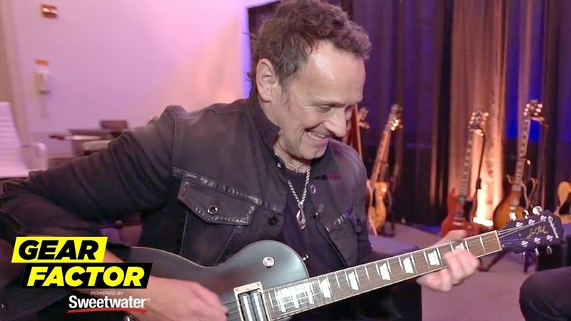 Def Leppard Dios Vivian Campbell Plays His Favorite Riffs