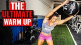 WARM UP - How Figure Champ Erin Stern Preps Her Body for Workout