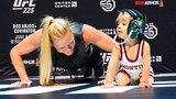 ОТКРЫТАЯ ТРЕНИРОВКА ХОЛЛИ ХОЛМ (С РЕБЁНКОМ) ПЕРЕД UFC 225