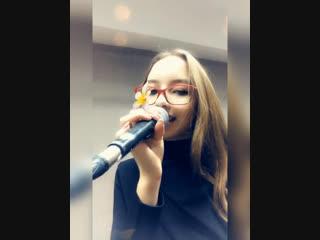 Лина Блестящая (feat. Soltan K.)  Соврал (drum cover)