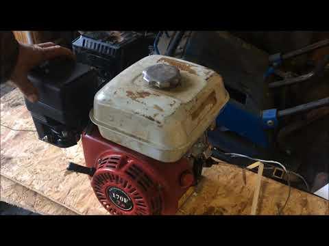 ,,Отчаянно,, дымящий Двигатель мотоблока ,,Лифан,, 🐾Супер-капитальный ремонт!😊