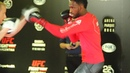 UFC Argentina Neil Magny Open Workout Complete MMA Fighting