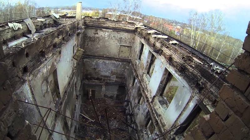 Школа №5 Осинники, что осталось 4 этаж