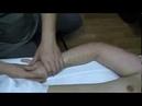 Классический массаж верхней конечности