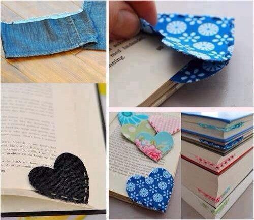 Рукодельницам - закладки-уголки для книг своими руками