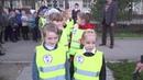 Сотрудники ГИБДД учат детей Правилам дорожного движения