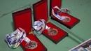 Медали made in China