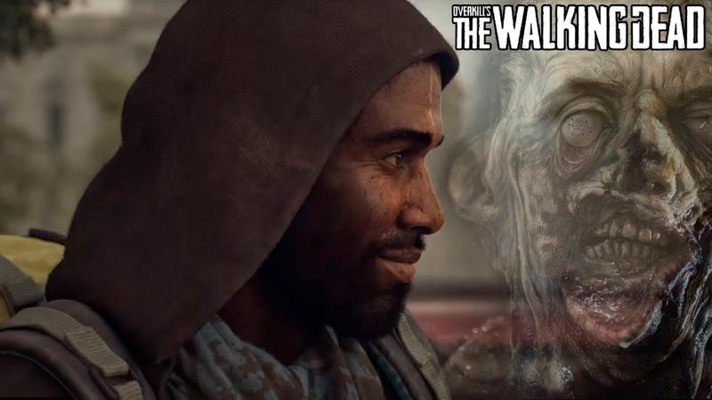 OVERKILLs The Walking Dead 2 Кровь и вода! Вернуть Очиститель воды! Игра Ходячие мертвецы!