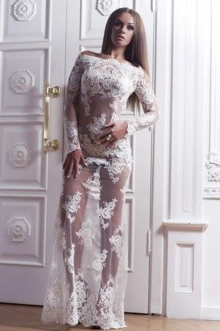 f1d073a91a9 вечерние платья в пол купить украина