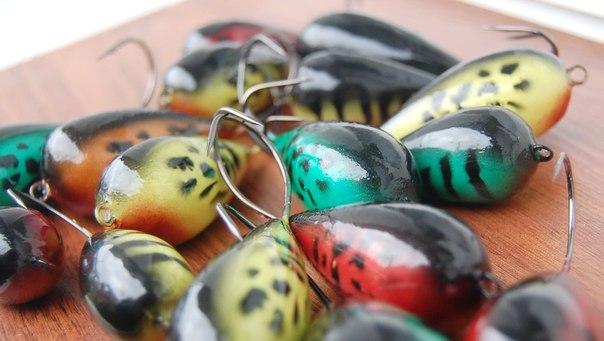 универсальная приманка для ловли рыбы