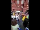 Колумбийский танец с принцессы колумбии...♡