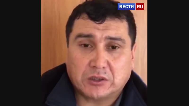 Задержание боевика Шамиля Казбулатова