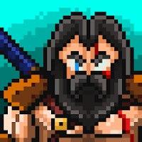 Установить  Gladiator Rising: Roguelike RPG [Мод: много денег]