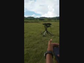 Венесуэльская дистанционно управляемая боевая установка CEMANTAR-1 [5]