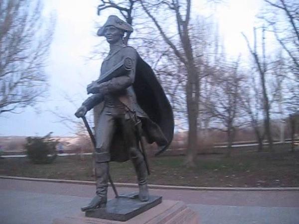 Памятник Фалееву Михаилу Леонтьевичу