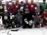 Пестяки Необыкновенный хоккей 2014