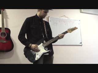 преподаватель по гитаре | Александр Субботин