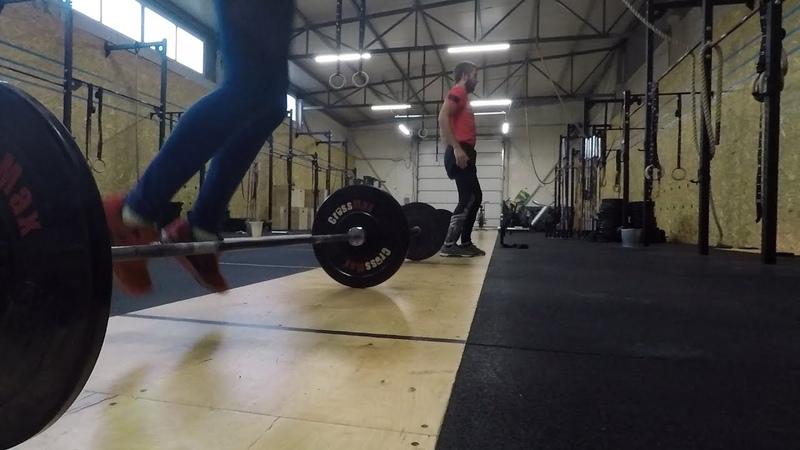 CrossFit Team Series 2018