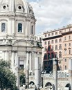 Белоснежная красота вечного Рима