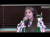 (G)I-DLE Soyeon - Idle song @ MBC FM4U Kim ShinYoungs Hope Song
