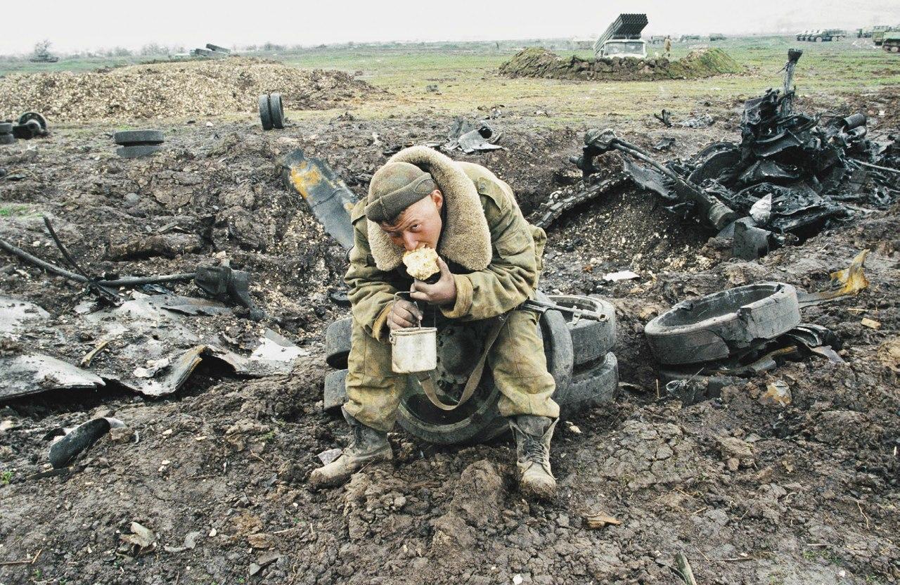 Чечня война грозный 7 фотография