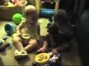 Прикольное видео Психология мужчин и женщин на примере детей Почему Женщины правят Миром