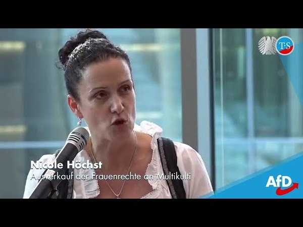 Alternativen Frauenkongress der AfD in Berlin 03.11.2018 Teil 2