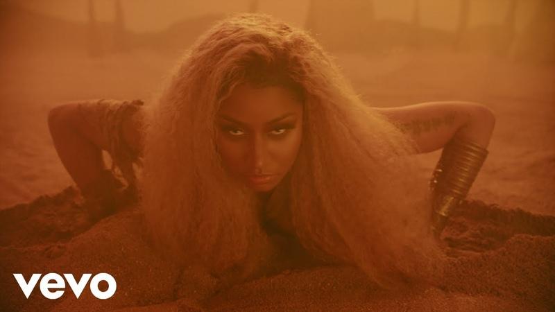 Nicki Minaj - Ganja Burn (Offficial Video)