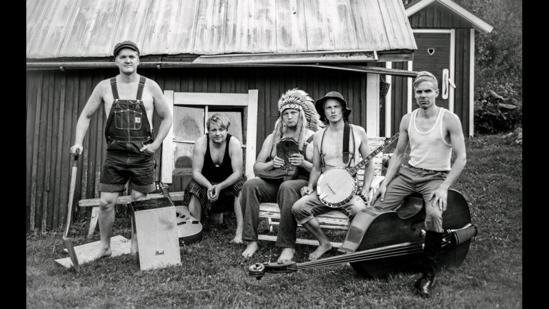 I Was Made For Loving You Steve 'n' Seagulls