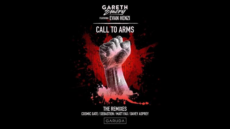 Gareth Emery feat. Evan Henzi - Call To Arms (Davey Asprey Remix)