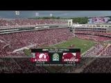 NCAAF 2018 Week 06 (1) Alabama Crimson Tide - Arkansas Razorbacks EN
