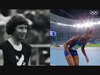 Прыжки в длину, Хельсинки-1952 - Рио-2016