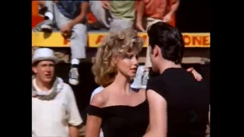 John Travolta And Olivia Newton John Youre The One That I Want