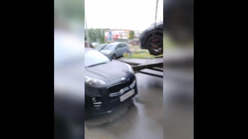 Эвакуаторщики в г.Чехов мкр.Губернский